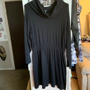 Apt 9 Long Sleeve // Sweater Dress 🖤
